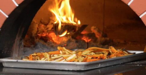 Maple Glazed Carrots and Parsnips