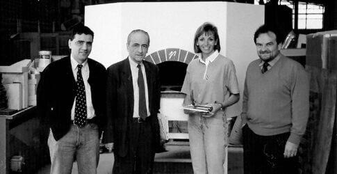 Andrea Mugnaini and Valorianis
