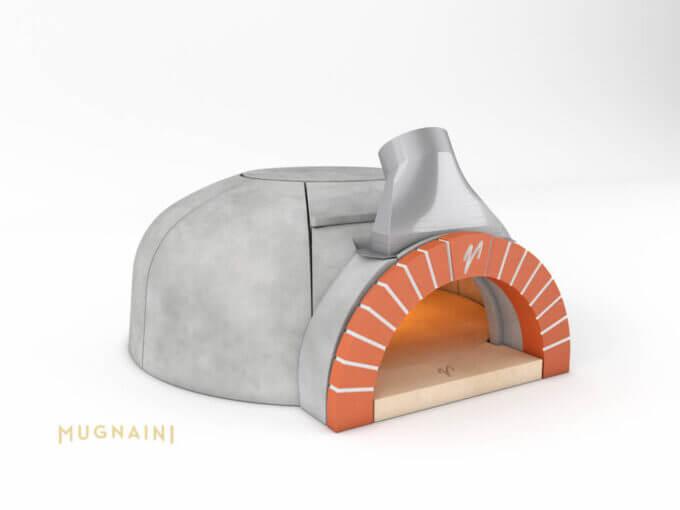 Mugnaini Model 120 Masonry Kit