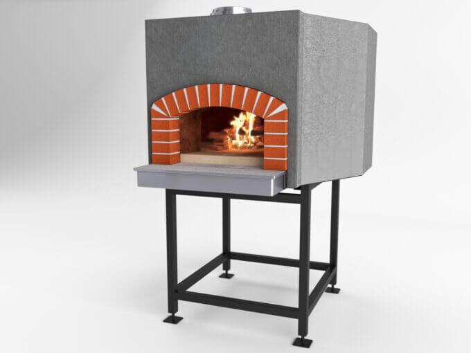 Mugnaini Medio 100 Pre-Assembled Oven