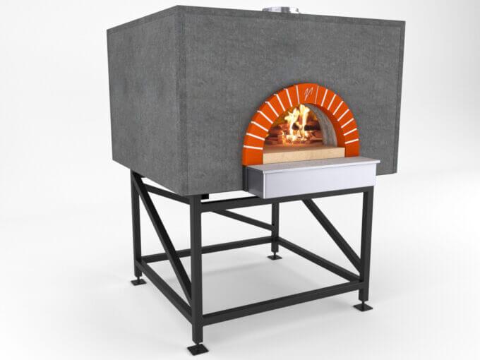 Mugnaini Prima 100 Pre-Assembled Oven