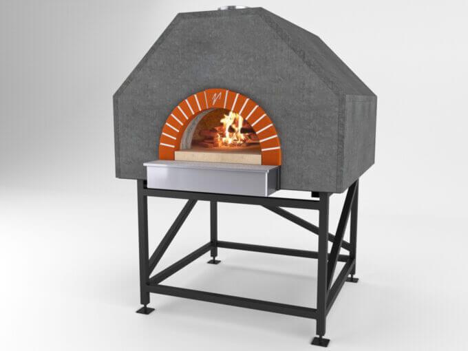 Mugnaini Prima 120 Pre-Assembled Oven
