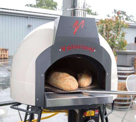 Mugnaini Piccolo 60 gas oven