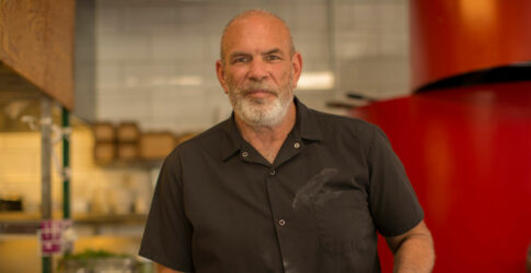 Paul from Pitfire Artisan Pizza