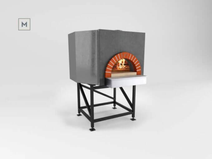 Mugnaini Prima 100 Pre-Assembled oven, built-in
