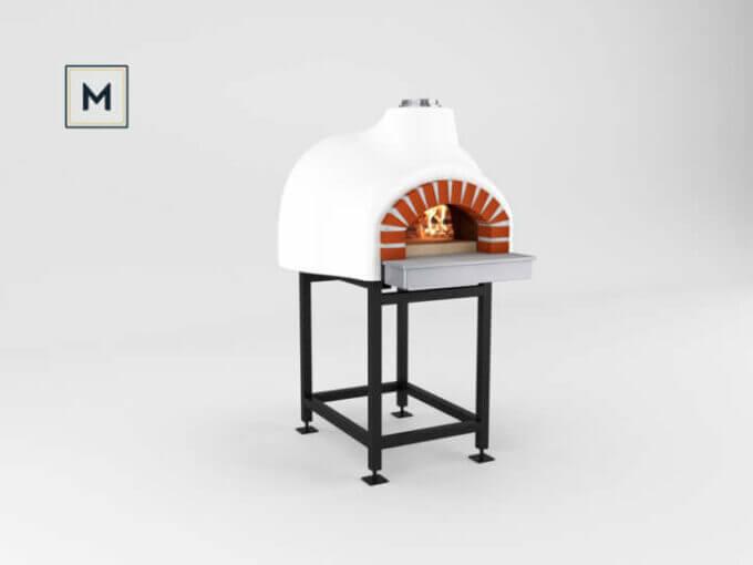 Mugnaini Prima 100 Pre-Assembled, Conical Dome