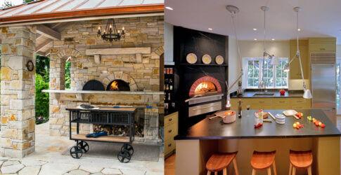 Mugnaini Indoor Vs. Outdoor Ovens