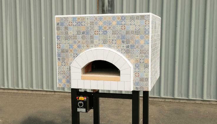 Mugnaini Piccolo 80 oven