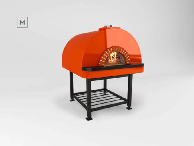 Mugnaini Prima 100 Pre-Assembled, Steel Barrel
