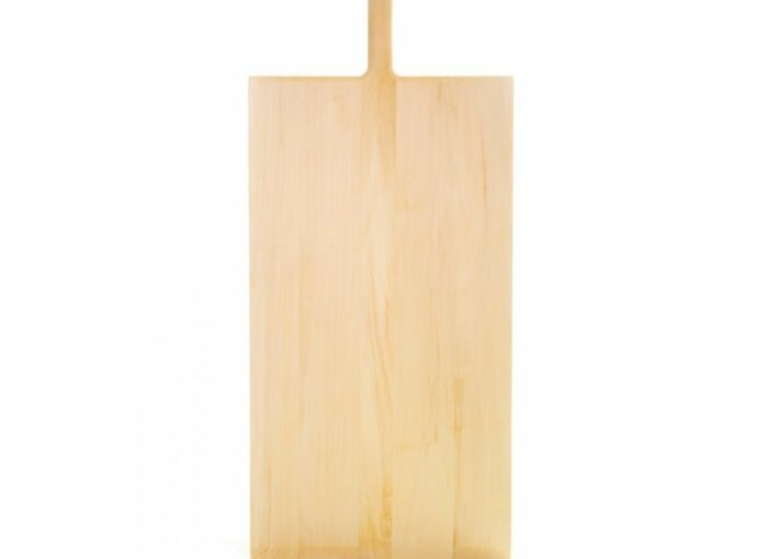 "Peel, 16""x36"", Wood"