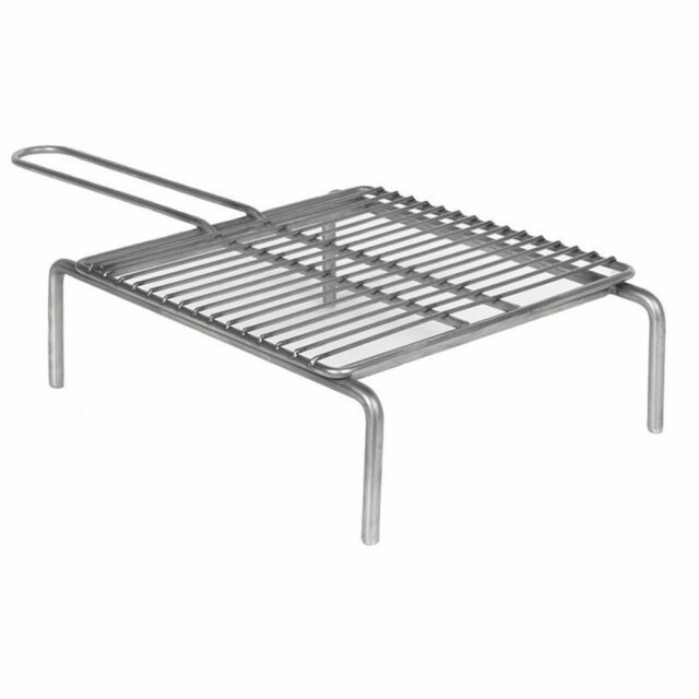 """Grill, Tuscan 10""""x10"""", with 9"""" Handle"""